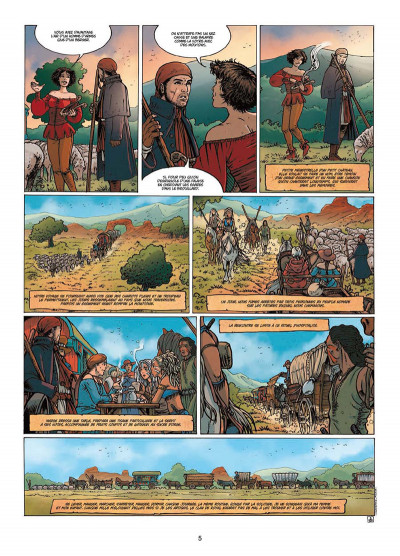 Page 3 L'assassin royal tome 8