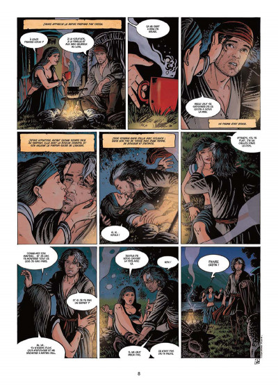 Page 6 L'assassin royal tome 8