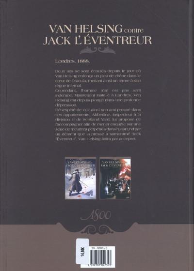 Dos Van Helsing contre Jack l'Éventreur tome 2 - La Belle de Crécy