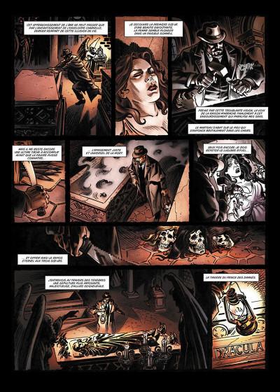 Page 5 Van Helsing contre Jack l'Éventreur tome 2 - La Belle de Crécy