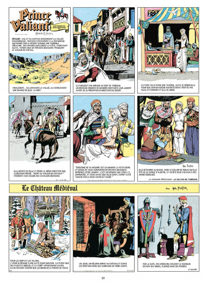 Page 5 Prince Valiant tome 5 - Intégrale 1945-1946