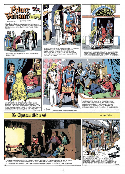 Page 6 Prince Valiant tome 5 - Intégrale 1945-1946