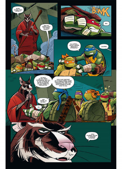 Page 5 Teenage Mutant Ninja Turtles - Les Nouvelles Aventures tome 1