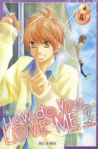 Couverture How do you love me ? tome 4