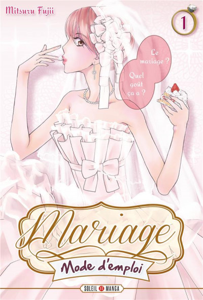 Couverture Mariage mode d'emploi tome 1