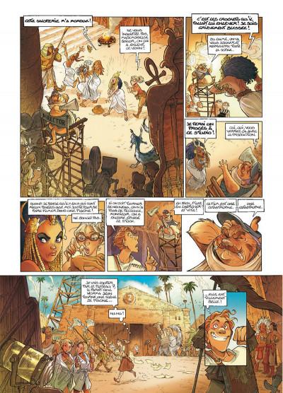 Page 2 Ekhö monde miroir tome 3