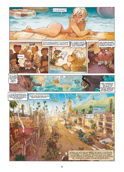 Page 6 Ekhö monde miroir tome 3