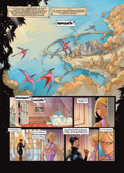 Page 1 Les Naufragés d'Ythaq tome 12