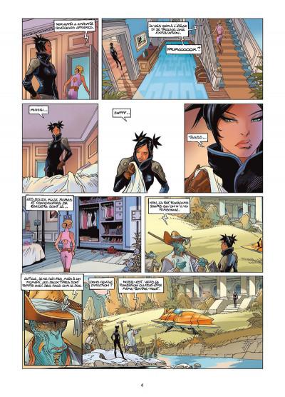 Page 2 Les Naufragés d'Ythaq tome 12