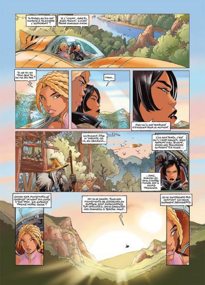 Page 3 Les Naufragés d'Ythaq tome 12
