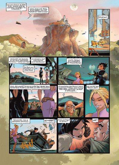 Page 4 Les Naufragés d'Ythaq tome 12