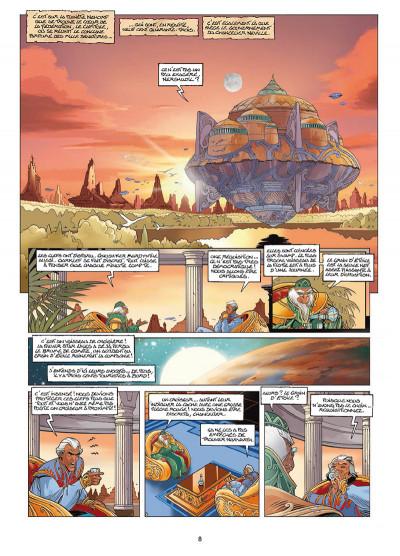 Page 6 Les Naufragés d'Ythaq tome 12