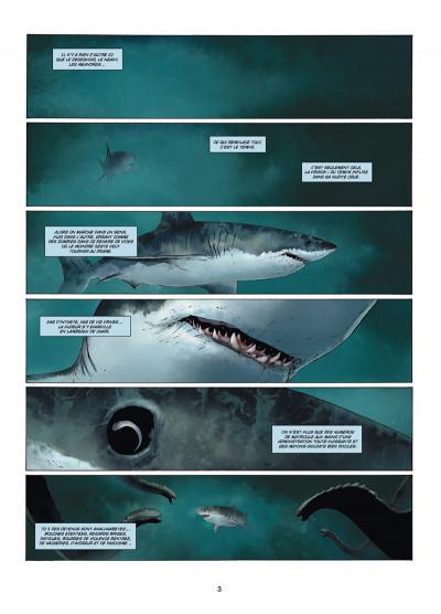 Page 1 Deepwater Prison tome 2 - Le Bloc