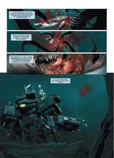 Page 2 Deepwater Prison tome 2 - Le Bloc