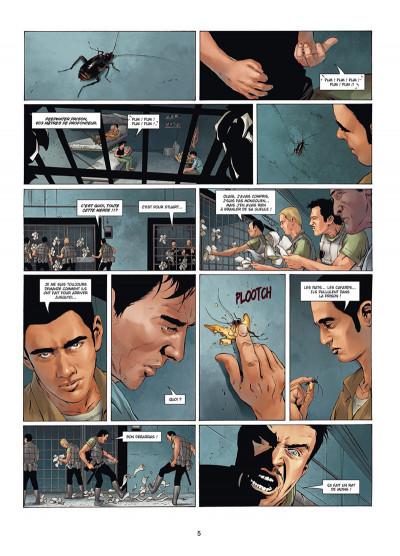 Page 3 Deepwater Prison tome 2 - Le Bloc