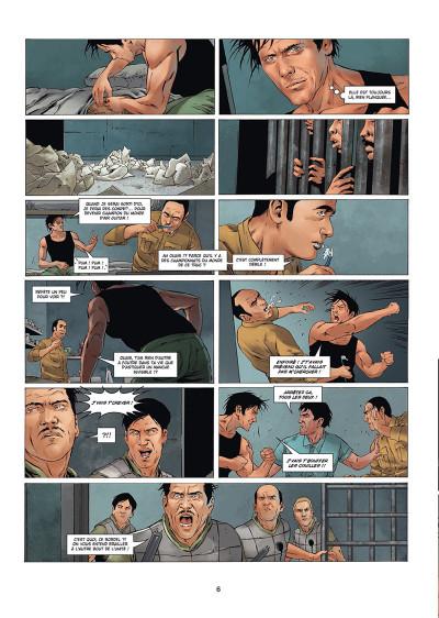 Page 4 Deepwater Prison tome 2 - Le Bloc