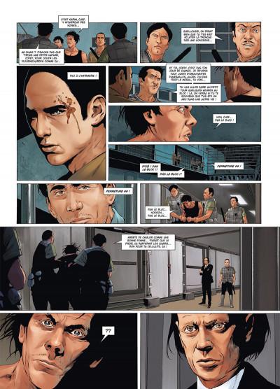 Page 5 Deepwater Prison tome 2 - Le Bloc