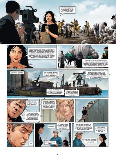 Page 6 Deepwater Prison tome 2 - Le Bloc