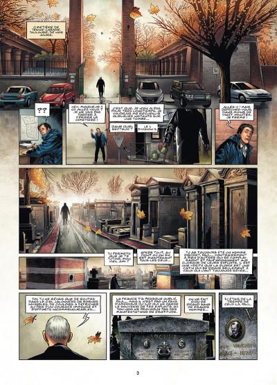 Page 1 L'Aéropostale - Des pilotes de légende tome 3 - Vachet
