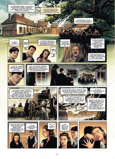 Page 2 L'Aéropostale - Des pilotes de légende tome 3 - Vachet