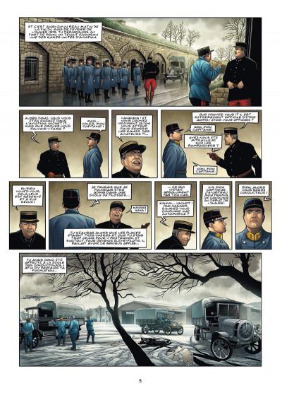 Page 3 L'Aéropostale - Des pilotes de légende tome 3 - Vachet