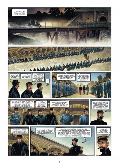 Page 4 L'Aéropostale - Des pilotes de légende tome 3 - Vachet