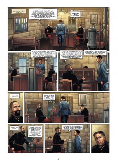 Page 5 L'Aéropostale - Des pilotes de légende tome 3 - Vachet