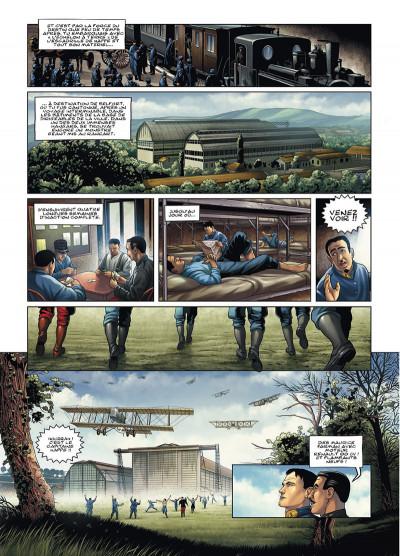 Page 6 L'Aéropostale - Des pilotes de légende tome 3 - Vachet