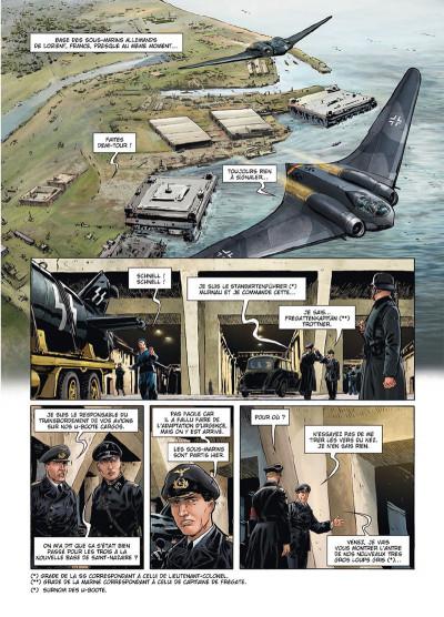 Page 3 Wunderwaffen tome 6