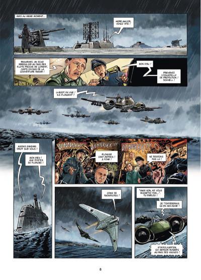 Page 6 Wunderwaffen tome 6