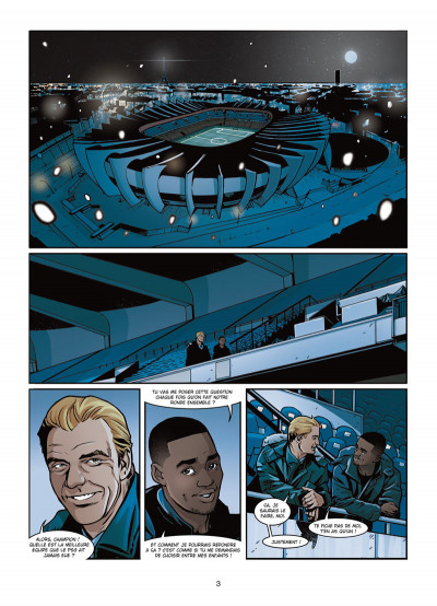 Page 1 PSG All Stars