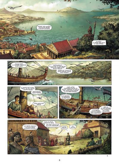 Page 1 Oracle tome 4 - Le Malformé