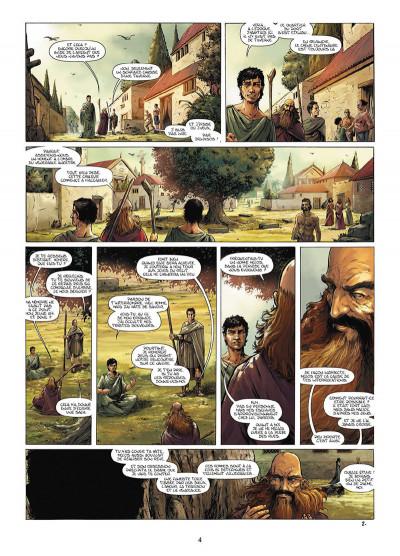 Page 2 Oracle tome 4 - Le Malformé