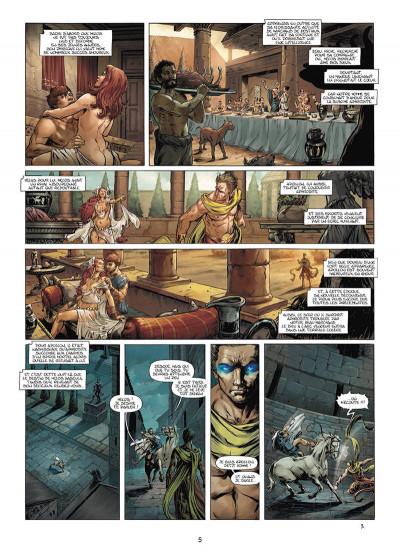 Page 3 Oracle tome 4 - Le Malformé