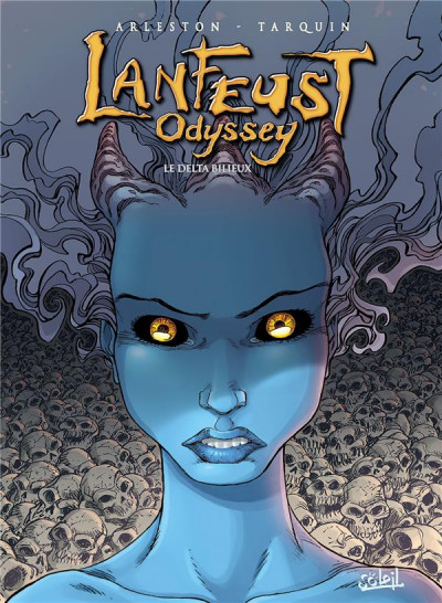 Couverture Lanfeust Odyssey tome 6