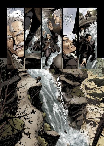 Page 3 Dr Watson tome 1 - Le Grand Hiatus 1