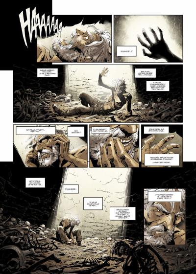 Page 4 Dr Watson tome 1 - Le Grand Hiatus 1