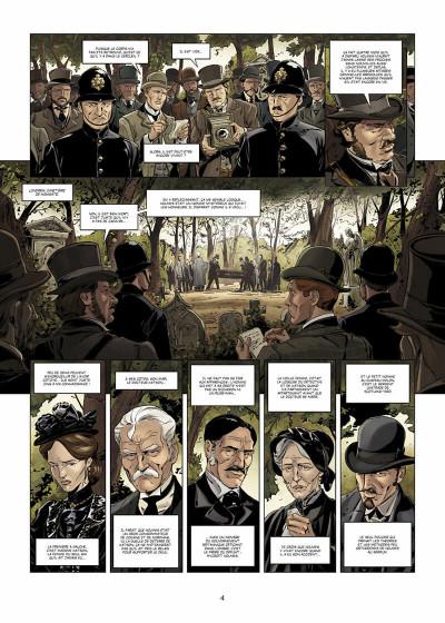 Page 5 Dr Watson tome 1 - Le Grand Hiatus 1