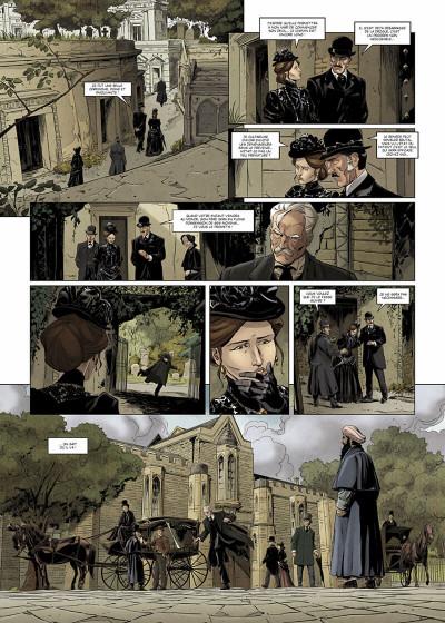 Page 7 Dr Watson tome 1 - Le Grand Hiatus 1