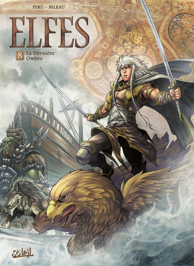 Couverture Elfes tome 8
