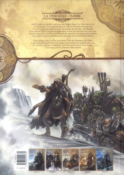 Dos Elfes tome 8