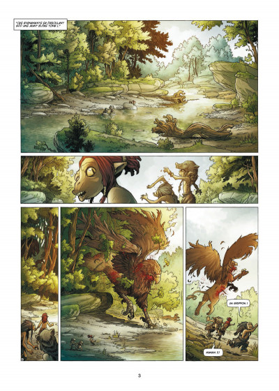 Page 1 Elfes tome 8
