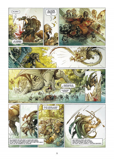 Page 3 Elfes tome 8