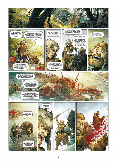 Page 5 Elfes tome 8