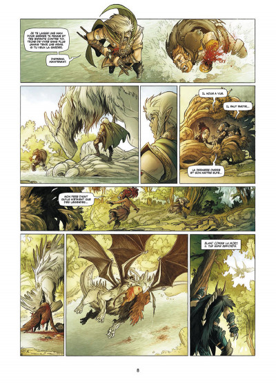 Page 6 Elfes tome 8