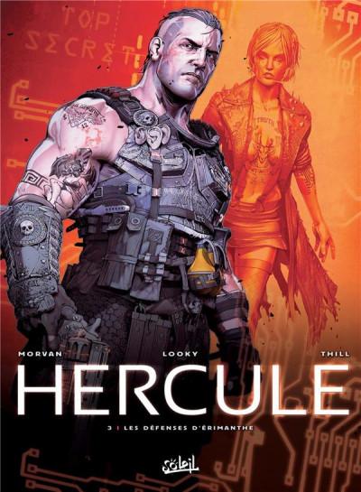 Couverture Hercule tome 3
