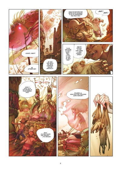 Page 4 Sky Doll tome 4