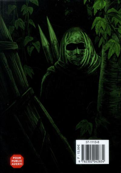 Dos Higanjima, l'île des vampires tome 26