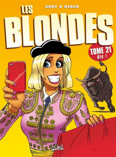 image de Les Blondes tome 21