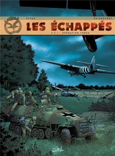 image de Les Échappés tome 2 - Opération Tonga 2/2